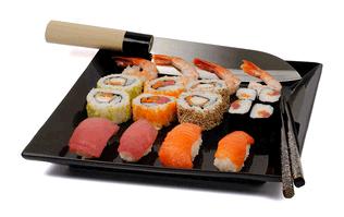 Der Sushi Hype