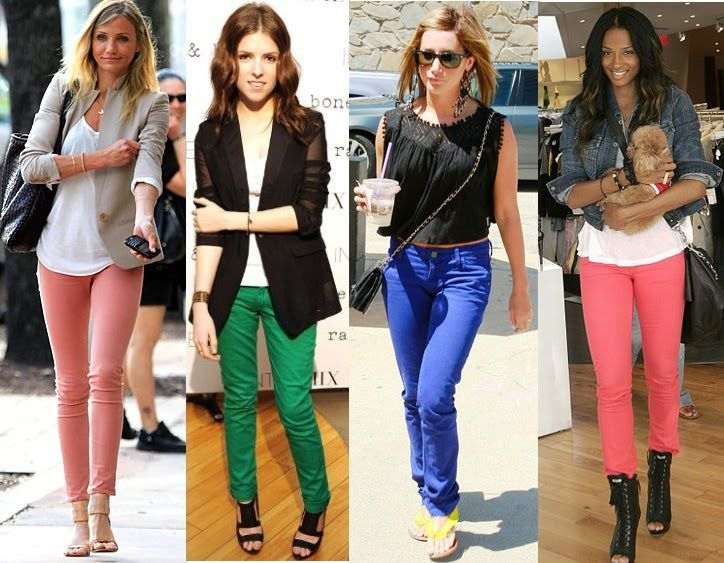 Mode-Trends für den Frühling